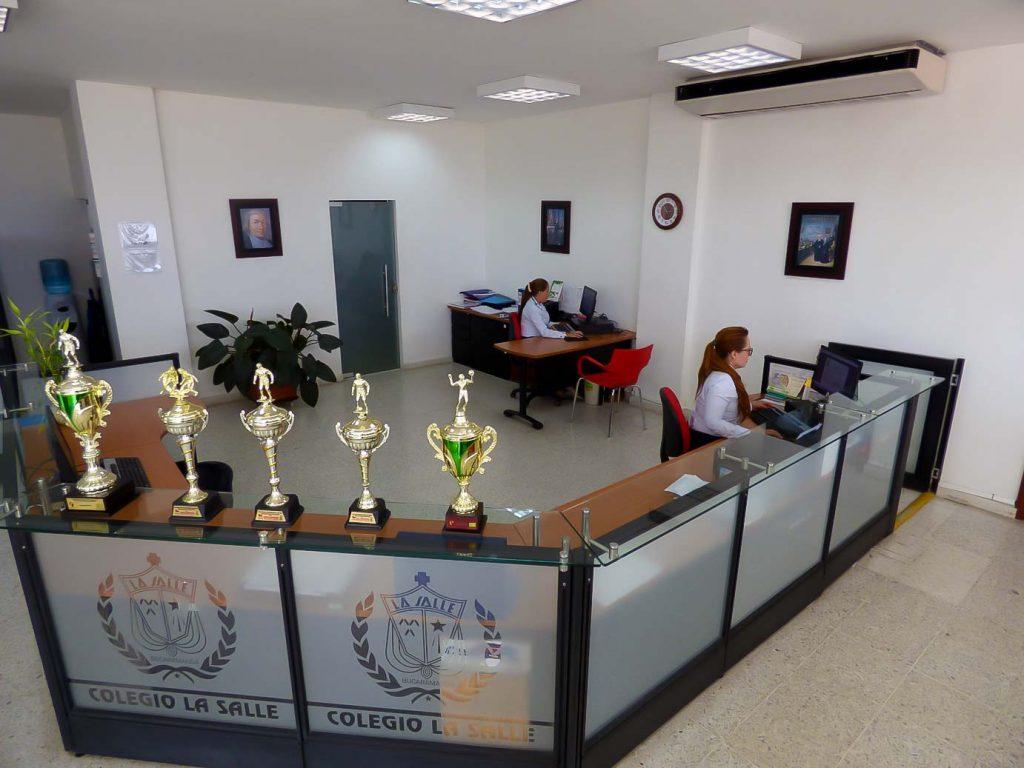 Secretaría Colegio La Salle de Bucaramanga