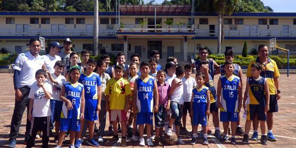 Festival deportivo La Salle 2018