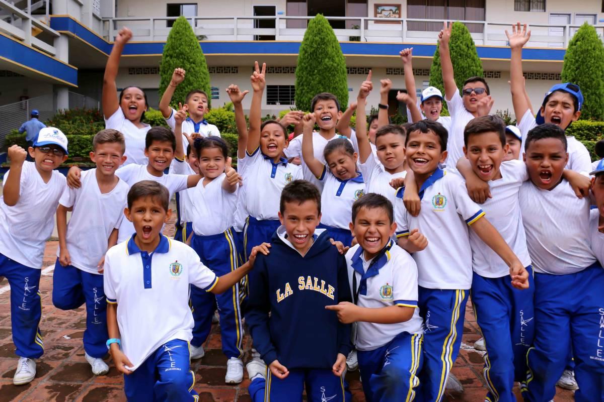 8ef1d2d7 Colegio La Salle | Educación en Valores